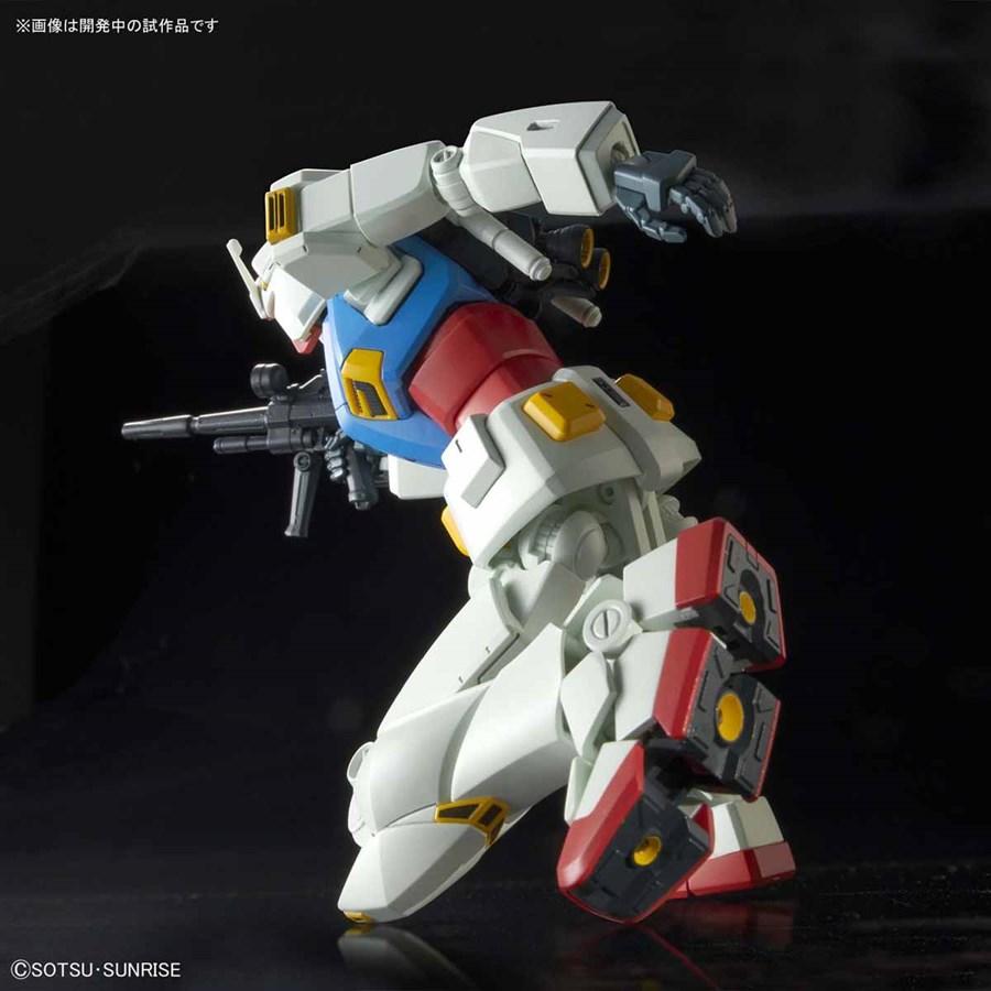 Ra mắt mẫu Gundam cụ tổ RX-78-2 mã HG G40 1