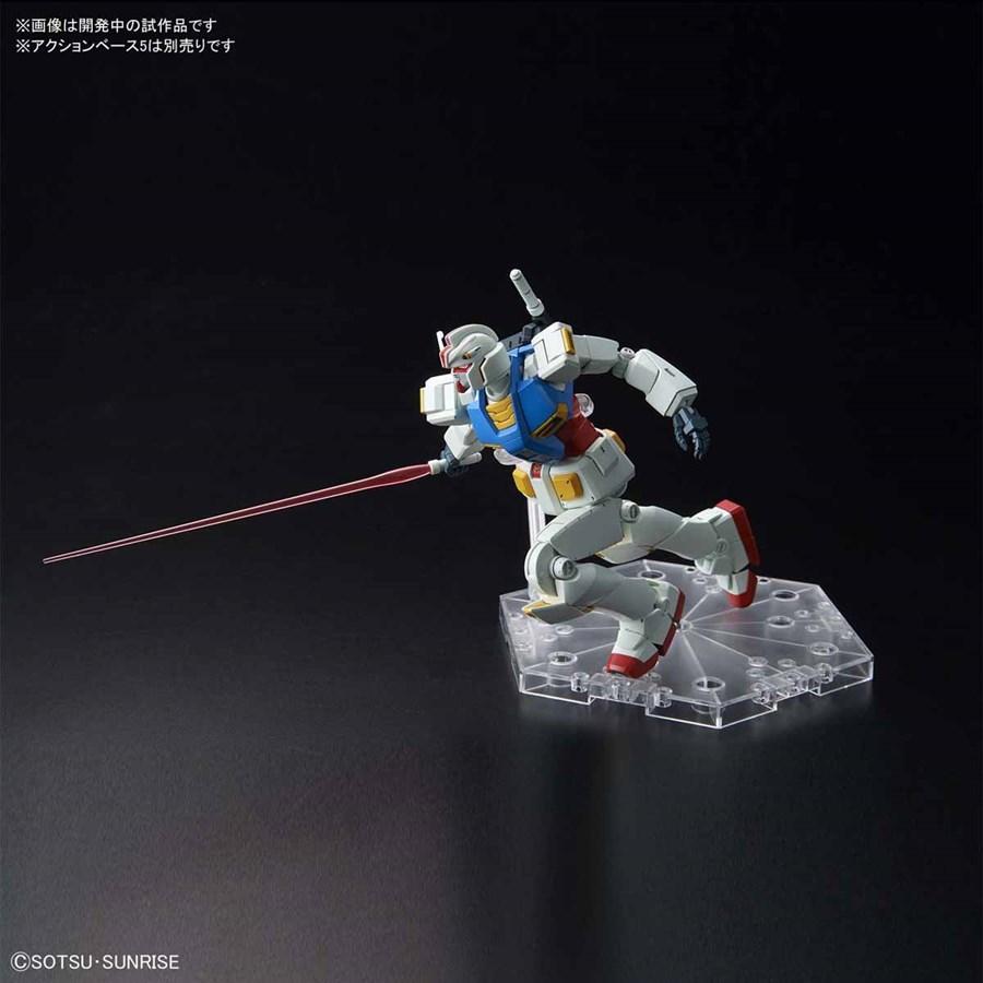 Ra mắt mẫu Gundam cụ tổ RX-78-2 mã HG G40 3
