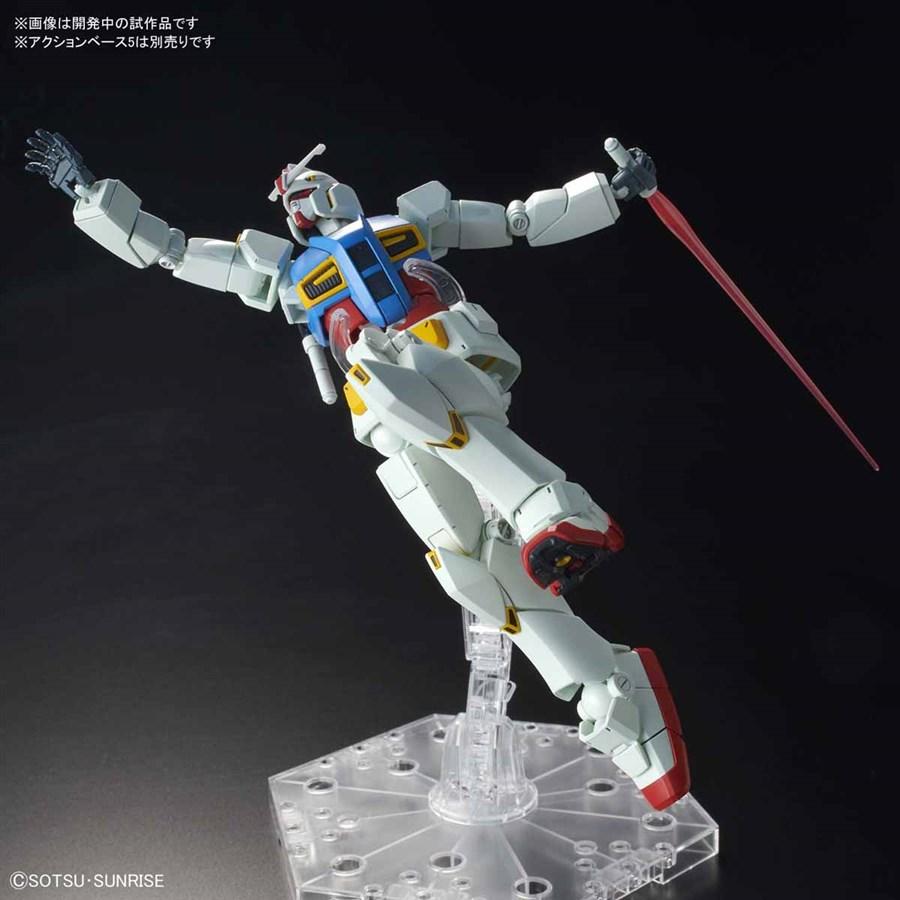 Ra mắt mẫu Gundam cụ tổ RX-78-2 mã HG G40 4