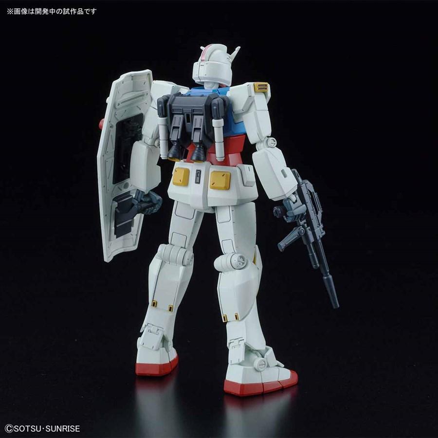 Ra mắt mẫu Gundam cụ tổ RX-78-2 mã HG G40 5