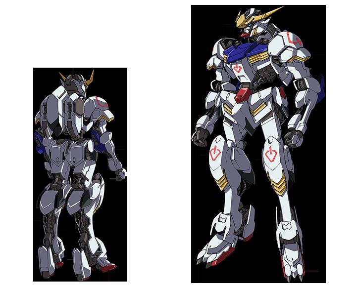 Nguyên mẫu Gundam BARBATOS 1