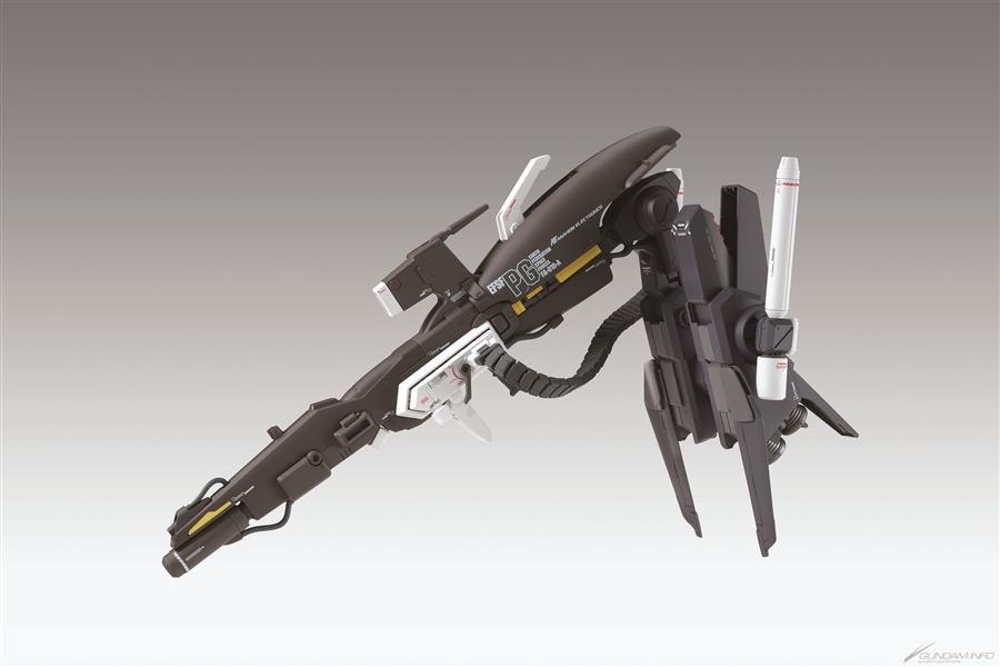 """""""MG FAZZ Ver.Ka"""" 2019 có thể bổ sung thêm tên lửa tìm diệt trong bộ kít mới 6"""