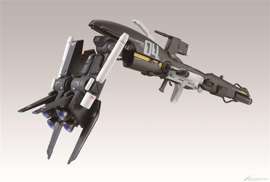 """""""MG FAZZ Ver.Ka"""" 2019 có thể bổ sung thêm tên lửa tìm diệt trong bộ kít mới 8"""