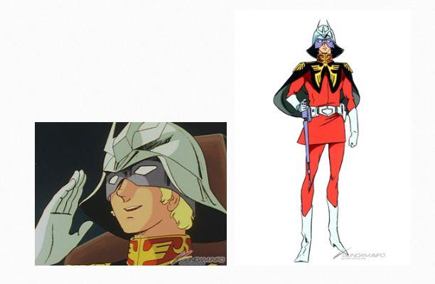[nhập môn Gundam] gã đàn ông bịp mặt bí ẩn