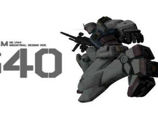 Ra mắt mẫu Gundam cụ tổ RX-78-2 mã HG G40 11