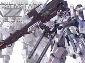 """""""MG FAZZ Ver.Ka"""" 2019 có thể bổ sung thêm tên lửa tìm diệt trong bộ kít mới 2"""