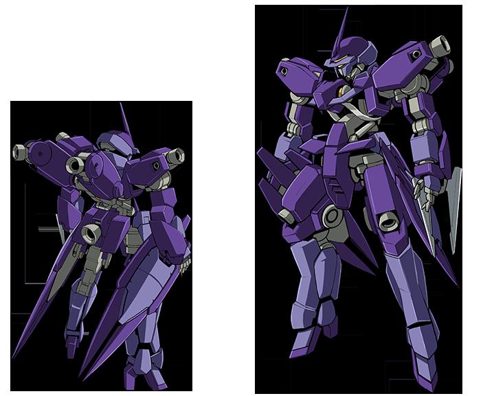 Gundam GRAZE nâng cấp EIN'S SCHWALBE
