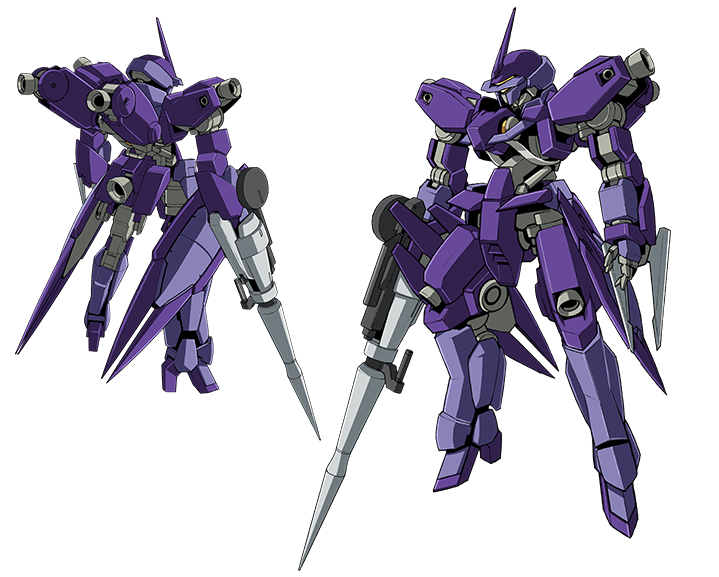 Gundam GRAZE nâng cấp GAELIO'S SCHWALBE