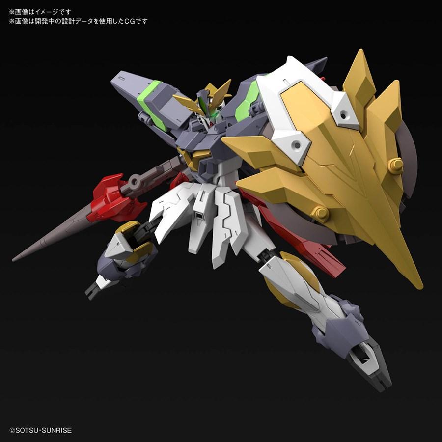 HGBD R Gundam Aegis Knight 1/144  hoàn chỉnh