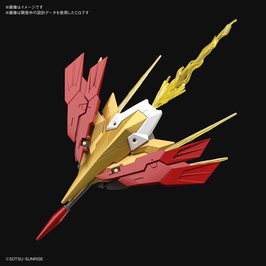 HGBD R Gundam Aegis Knight dự kiến phát hành tháng 7 năm 2020 1