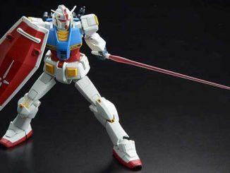 Mở hộp HG Gundam G40 Industrial Design Ver. Siêu phẩm năm 2020 3