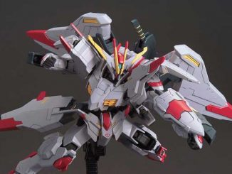 Đập hộp HG Gundam Marchosias tháng 3 năm 2020 7