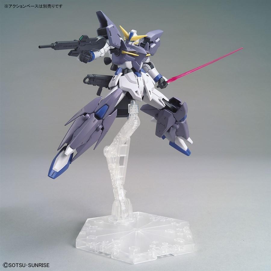 Gundam Tertium với base