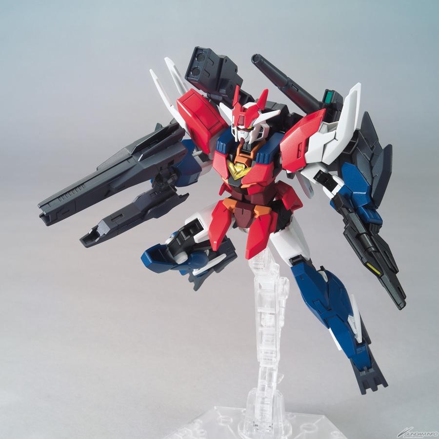 """Mở bán bộ đôi HGBD:R """"Gundam Tertium"""" & """"Mercuone Unit"""" 2"""