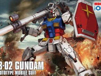 Khui hộp HG RX-78-02 Gundam (The Origin) 14