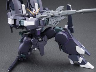 Đập hộp HGUC Silver Bullet Suppressor 7