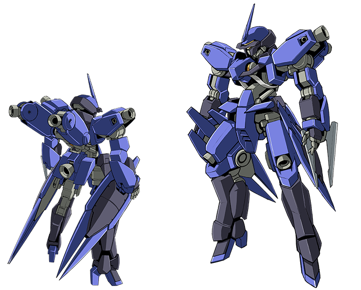 Gundam GRAZE nâng cấp McGILLIS'S SCHWALBE