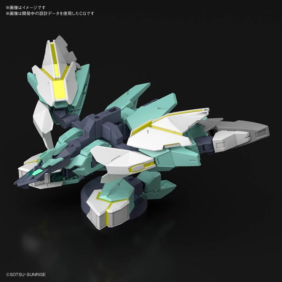 HGBD R Gundam Aegis Knight dự kiến phát hành tháng 7 năm 2020 4