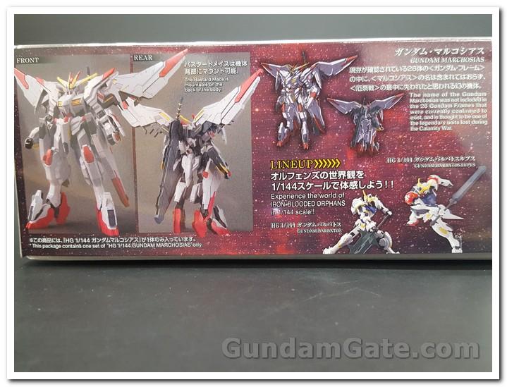 Đập hộp HG Gundam Marchosias tháng 3 năm 2020 1
