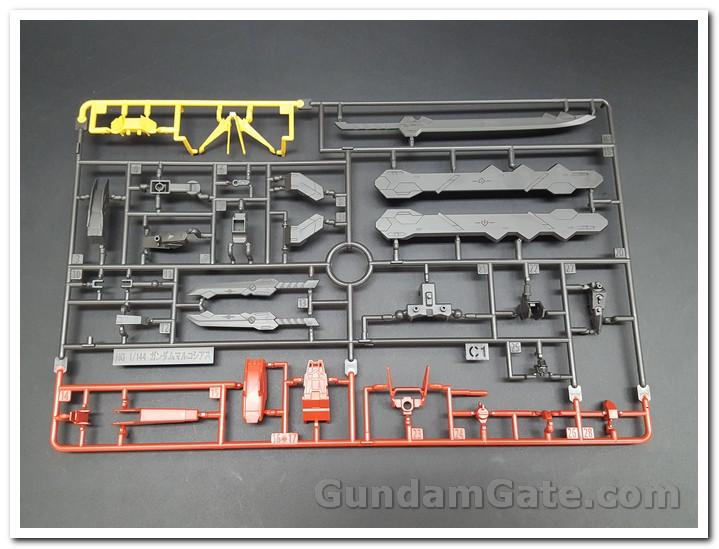 Đập hộp HG Gundam Marchosias tháng 3 năm 2020 3