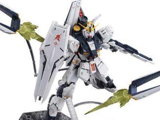 Khui hộp RG Nu Gundam Fin Funnel Effect Set 3