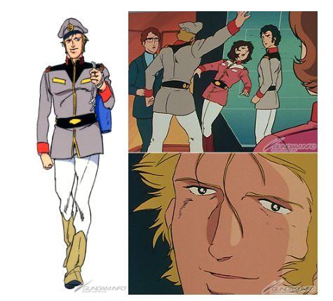 GundamGate - Hình tượng anh cả - sleggar