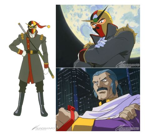 GundamGate - Hình tượng anh cả - bruder
