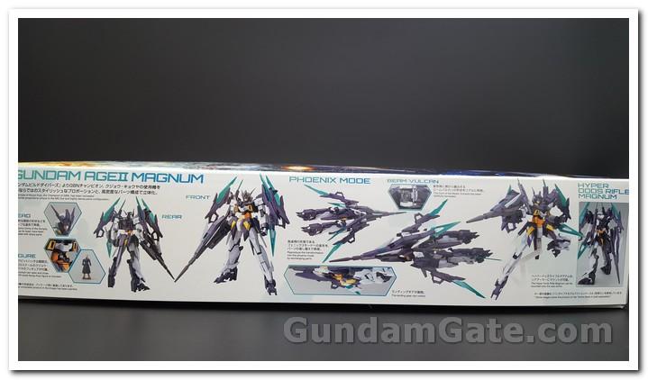 Khui hộp 1/100 MG Gundam AGEII Magnum 2