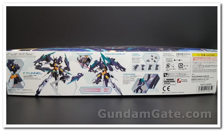 Khui hộp 1/100 MG Gundam AGEII Magnum 3