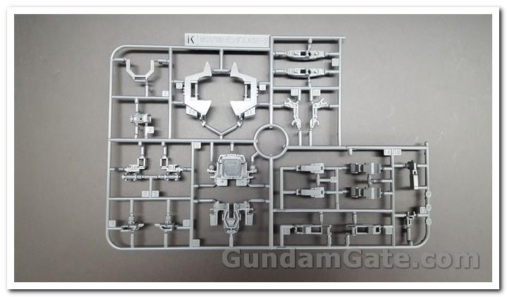 Khui hộp 1/100 MG Gundam AGEII Magnum 13