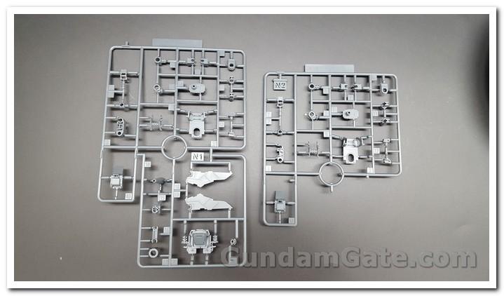 Khui hộp 1/100 MG Gundam AGEII Magnum 15