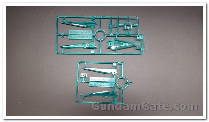 Khui hộp 1/100 MG Gundam AGEII Magnum 16