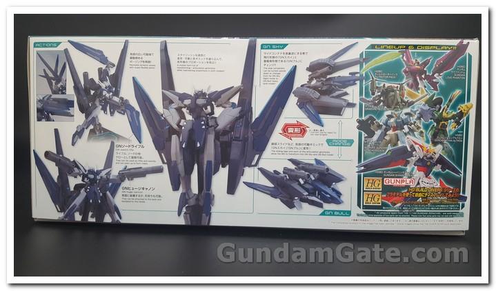 Mở hộp 1/144 HGBD Gundam Zerachiel 2