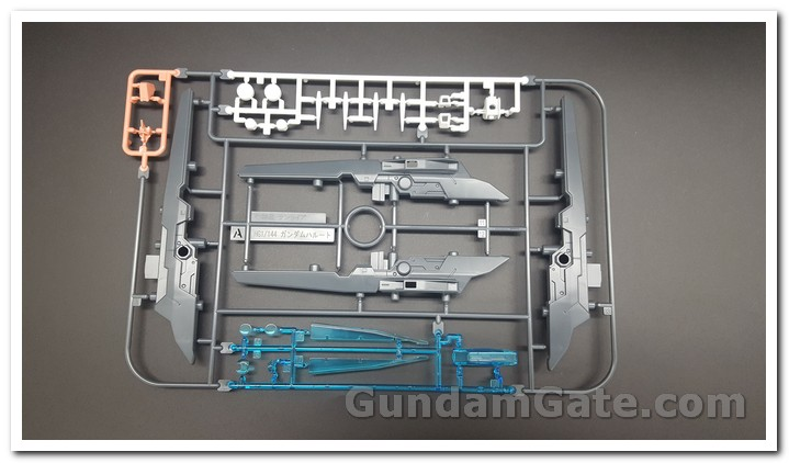Mở hộp 1/144 HGBD Gundam Zerachiel 4