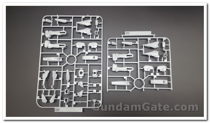 Mở hộp 1/144 HGBD Gundam Zerachiel 5