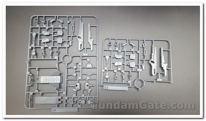 Mở hộp 1/144 HGBD Gundam Zerachiel 7