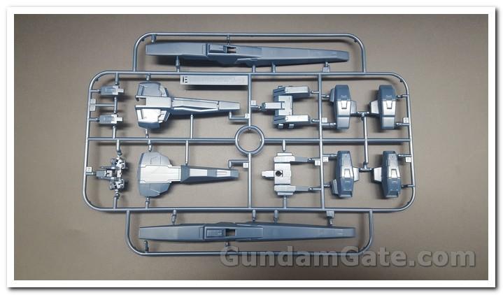 Mở hộp 1/144 HGBD Gundam Zerachiel 8