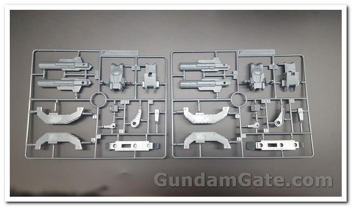 Mở hộp 1/144 HGBD Gundam Zerachiel 9
