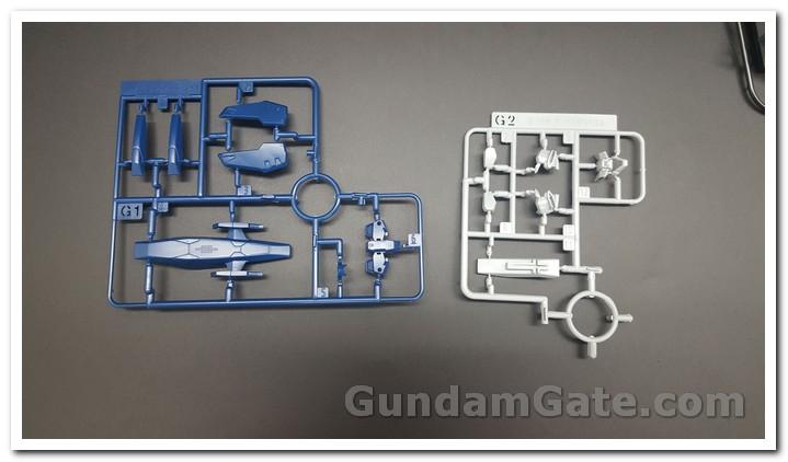 Mở hộp 1/144 HGBD Gundam Zerachiel 10