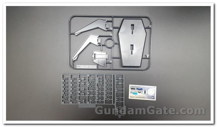Mở hộp 1/144 HGBD Gundam Zerachiel 11