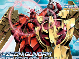 Đập hộp HG Nu-Zeon Gundam 14