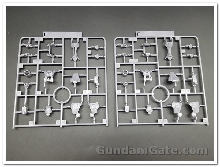 Nào cùng khui 1/100 Hi-Resolution Model Gundam Astray Noir 9