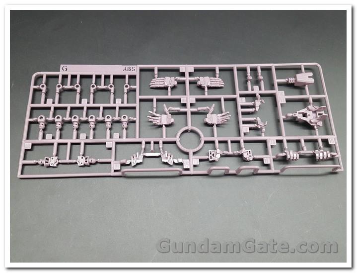 Nào cùng khui 1/100 Hi-Resolution Model Gundam Astray Noir 10