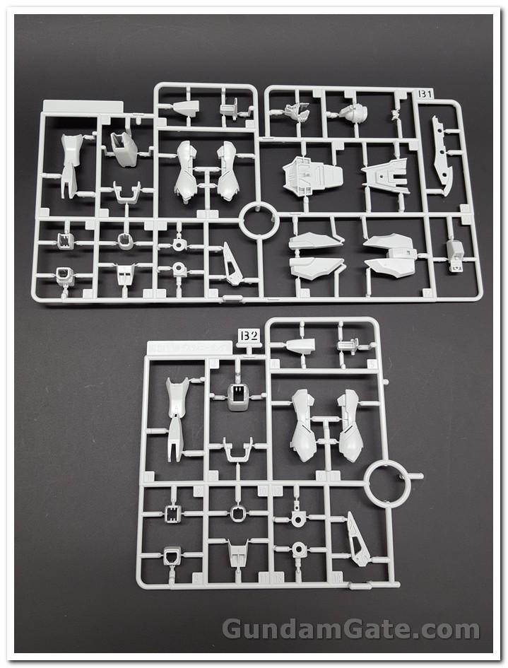 Mở hộp HGCE Destiny Gundam 1