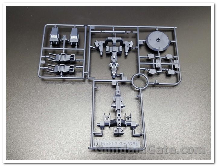 Mở hộp Core Gundam G3 và Veetwo Unit 9