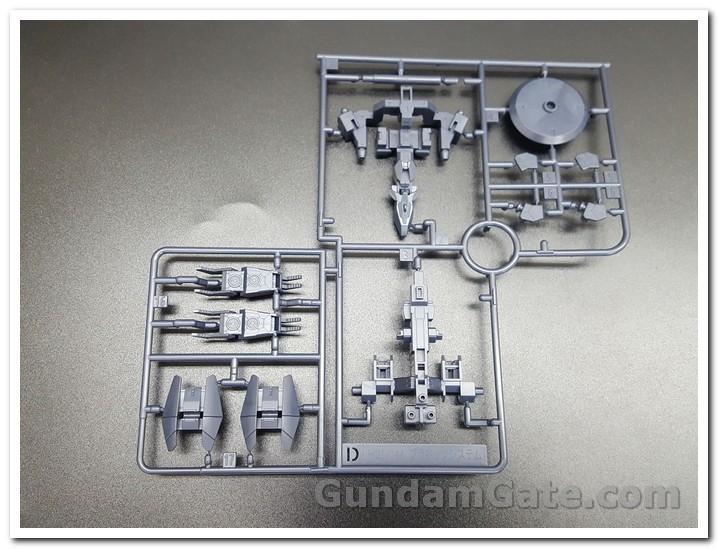 HG Core Gundam (Real Type Color) trong hộp có gì ? 4