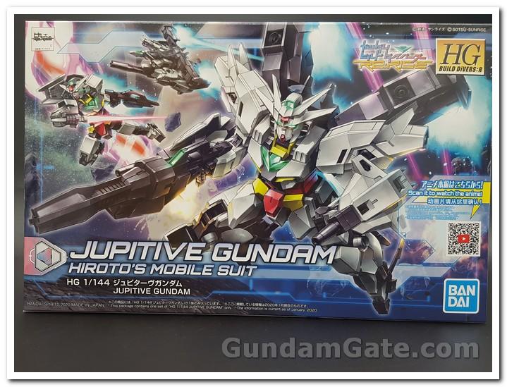 hộp HGBD:R Jupitive Gundam