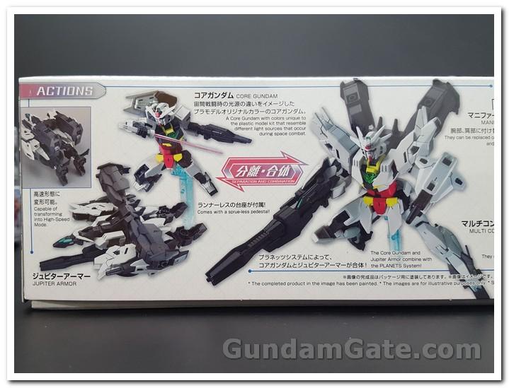 mặt hông hộp HGBD:R Jupitive Gundam