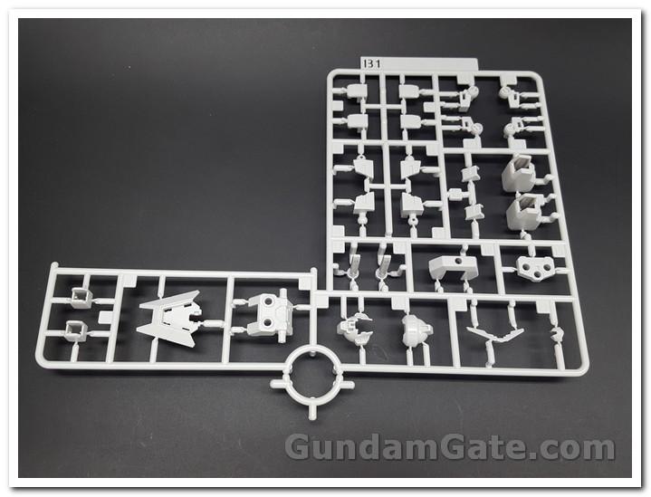 Khui hộp HGBD-R Jupitive Gundam phát hành năm 2020 3