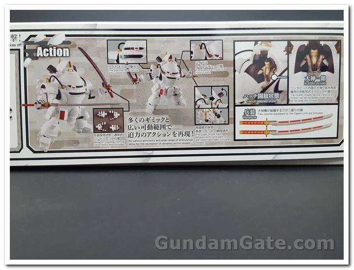 Mở hộp HG Koubu Kai Sakura và Ichiro năm 2020 10